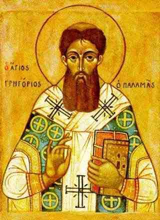 Duminica Sfantului Grigorie Palama - a II-a din Postul Mare