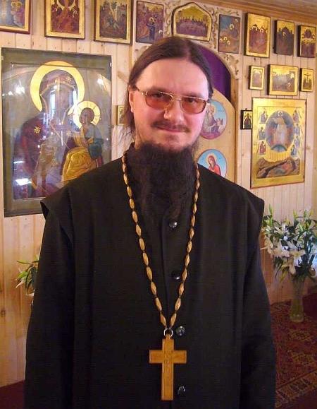 Parintele Daniil Sisoev