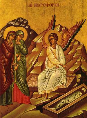 Maica Domnului, primul martor al Invierii