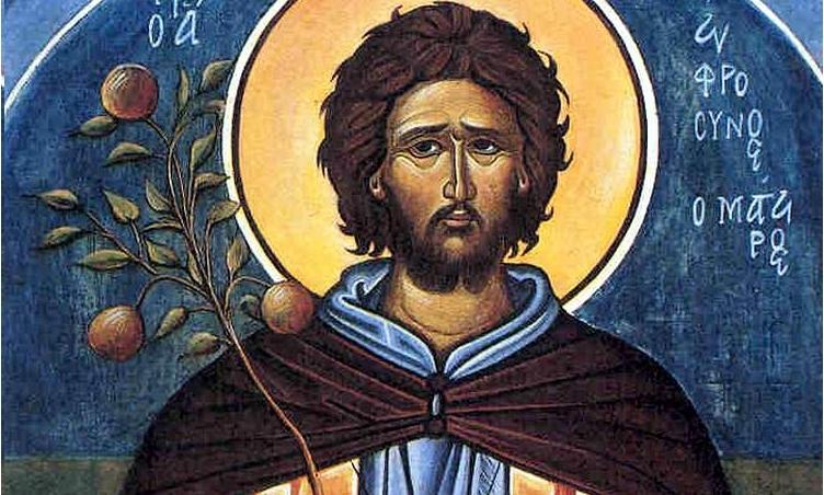 Sfantul Eufrosin Bucatarul - Sa gatim semenilor ca lui Dumnezeu