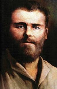Grigorie Juravlev, iconarul fara maini si picioare