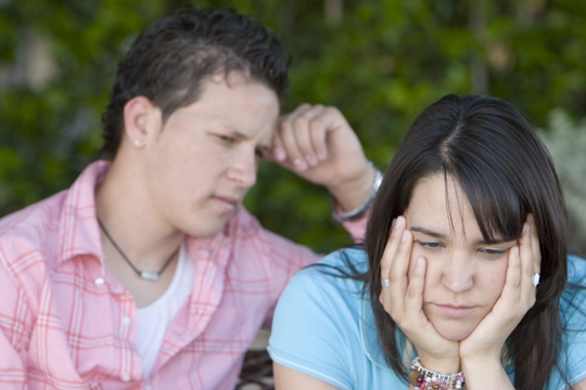 Efectele avortului asupra cuplului