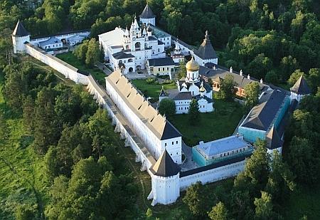 Manastirea Sfantul Sava de Storojevo - Zvenigorod