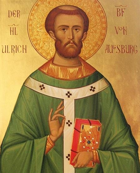 Sfantul Ulrich
