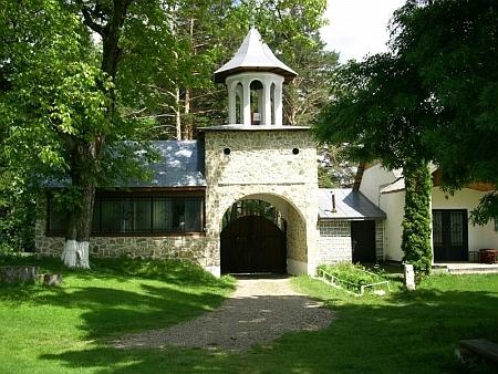 Manastirea Soveja