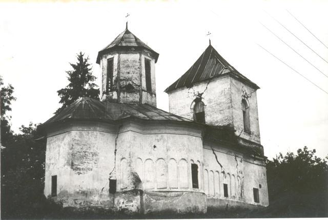 La biserica cea veche