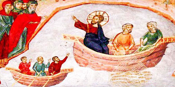 Alungarea lui Hristos
