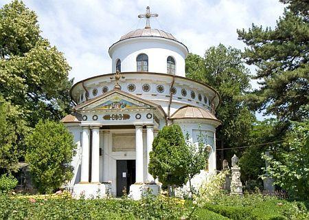 Biserica Inaltarea Domnului - Teiul Doamnei Ghika