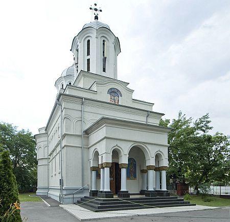 Biserica Sfintii Constantin si Elena - Popa Nan