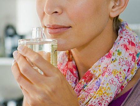 Paza mirosului si parfumurile