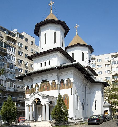 Biserica Nasterea Maicii Domnului - Floreasca