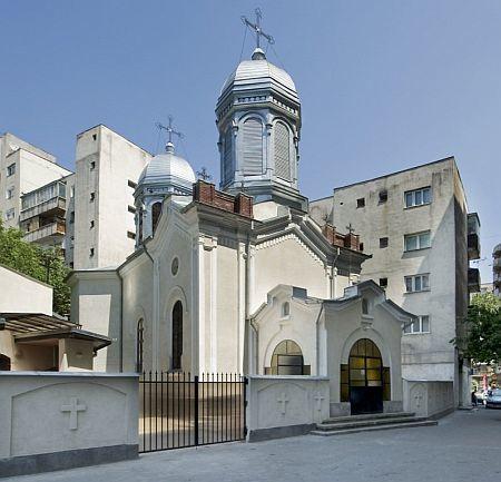 Biserica Sfantul Ioan Botezatorul - Mosi
