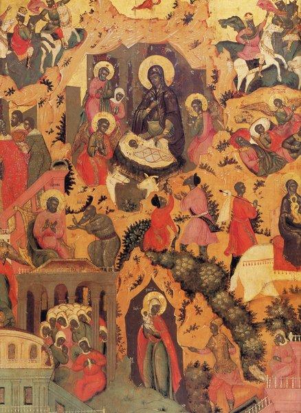 Bucuria Nasterii Domnului la poporul roman