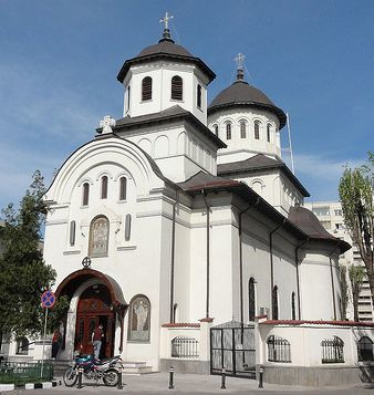 Biserica Sfantul Trifon - Caramidarii de Jos