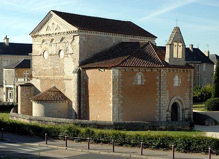 Baptisteriul Sfantul Ioan - Poitiers