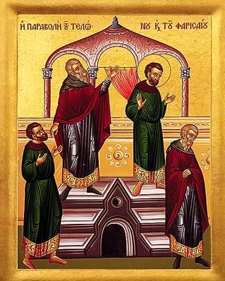 Predica in Duminica Vamesului si a Fariseului