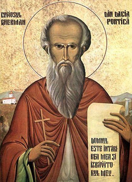 Sfantul Gherman din Dobrogea