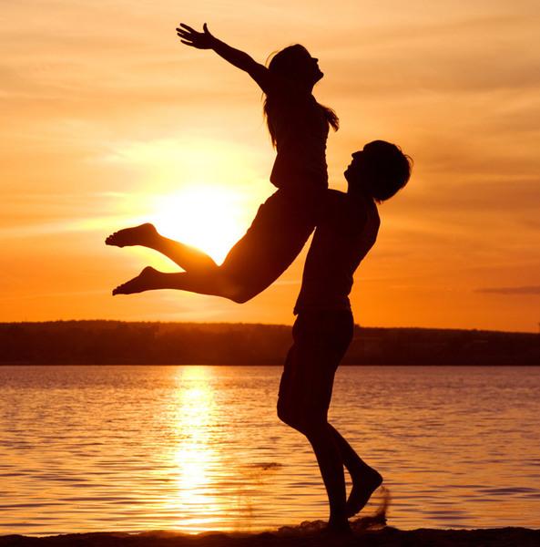 Dragostea, iubirea, fericirea