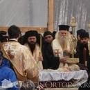 Ierarhi prezenti la inmormantarea IPS Adrian Hritcu