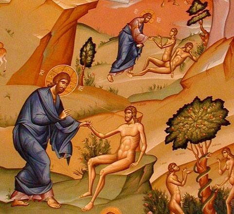 Izgonirea lui Adam din Rai si reintoarcerea noastra