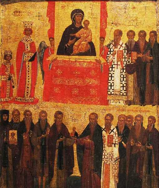 Duminica Ortodoxiei - Pastorala Sfantului Sinod