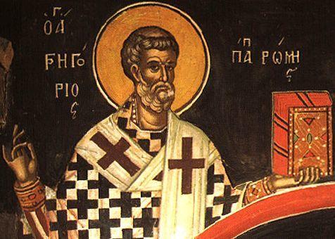 Sfantul Grigorie cel Mare - Dialogul