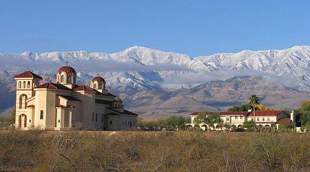 Manastirea Sfantul Paisie Velicicovski - Arizona