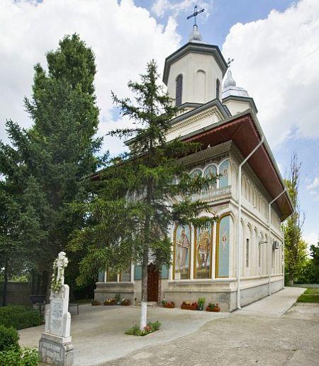 Biserica Sfantul Nicolae - Vintila Voda