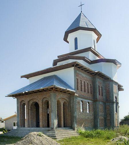 Biserica Nasterea Maicii Domnului - Buda