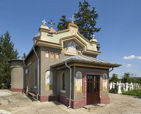 Biserica Adormirea Maicii Domnului - Mierlari