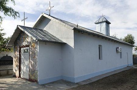 Biserica Sfanta Treime - Dumitrana