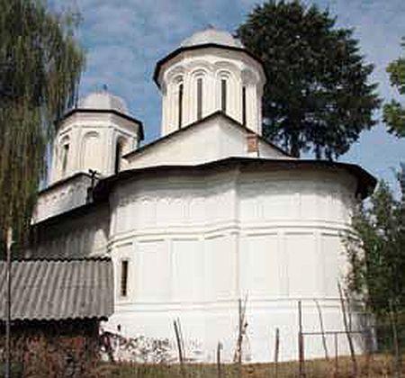 Biserici vechi din Ocnele Mari