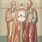 Icoana Sfintii Petru si Pavelhttp://str.crestin-ortodox.ro/foto/1411/141094_petru-pavell_w135_h135.jpg