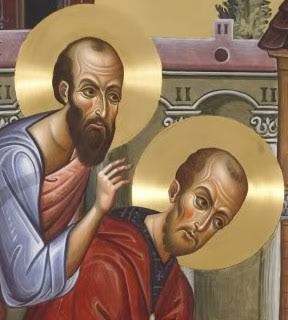 """""""Soaptele"""" Sfantului Apostol Pavel"""