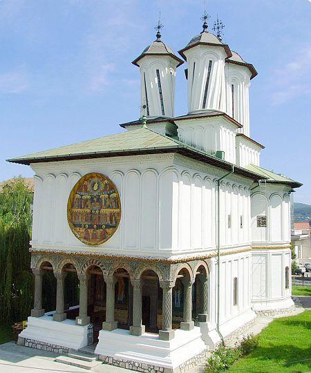 Biserica Toti Sfintii - Ramnicu Valcea