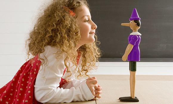 Cum putem dezvata copilul sa spuna minciuni?