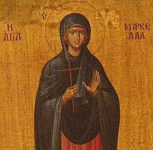 Sfanta Marcela din Chios