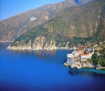 Pelerinaj in Sfantul Munte Athos de Adormirea Maicii Domnului:  25 - 30 august 2013