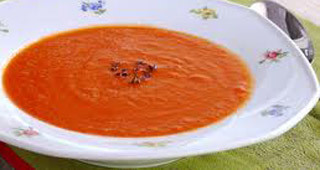 Supa de linte rosie cu arpacas
