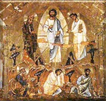Schimbarea la Fata a Domnului - Sfantul Ioan Damaschin