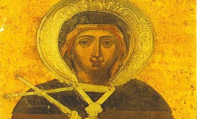 Sfanta Mucenita Ermioni