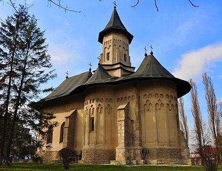 Biserica Sfantul Dumitru - Harlau