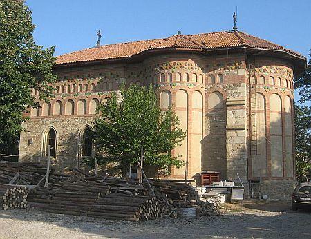 Biserica Taierea Capului Sfantului Ioan Botezatorul - Vaslui
