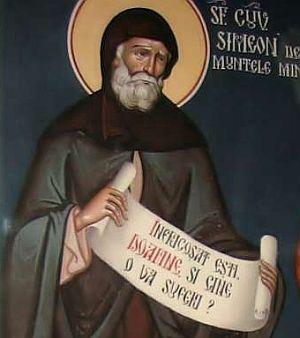Acatistul Sfantului Simeon din Muntele Minunat