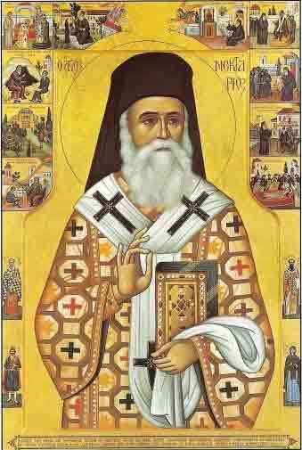 Pelerinaj in Eghina, pentru Sfantul Nectarie