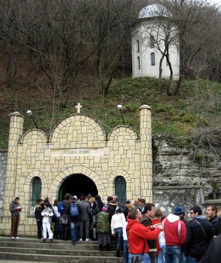 Pelerinaj de Sfantul Andrei
