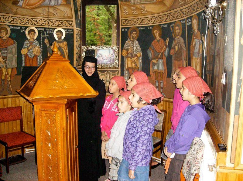 Pelerinaj la Manastirea Marcus