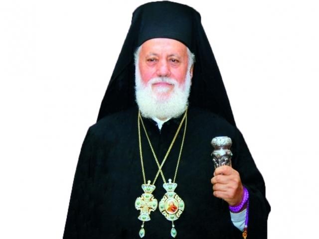 Inaltpreasfintitul Parinte Arhiepiscop Epifanie al Buzaului si Vrancei