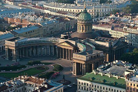Catedrala Kazan - Sankt Petersburg