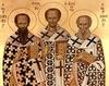 Sfintii Trei Ierarhi - Mana care lucreaza, Mintea care gandeste si Gura care vorbeste